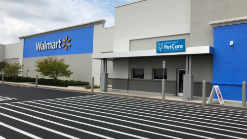 Walmart's Healthcare Experiment Has Begun, 1.9 Miles from My Front Door
